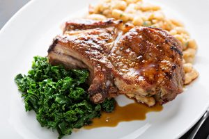 Slow Cooker Pork Chops and Beans Recipe