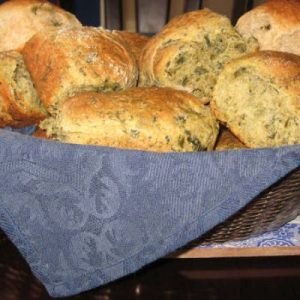Copycat Liam's Green Bread Recipe