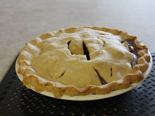 delicious grandmas apple pie