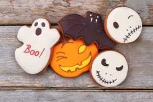 Halloween Sugar Cookies Recipe