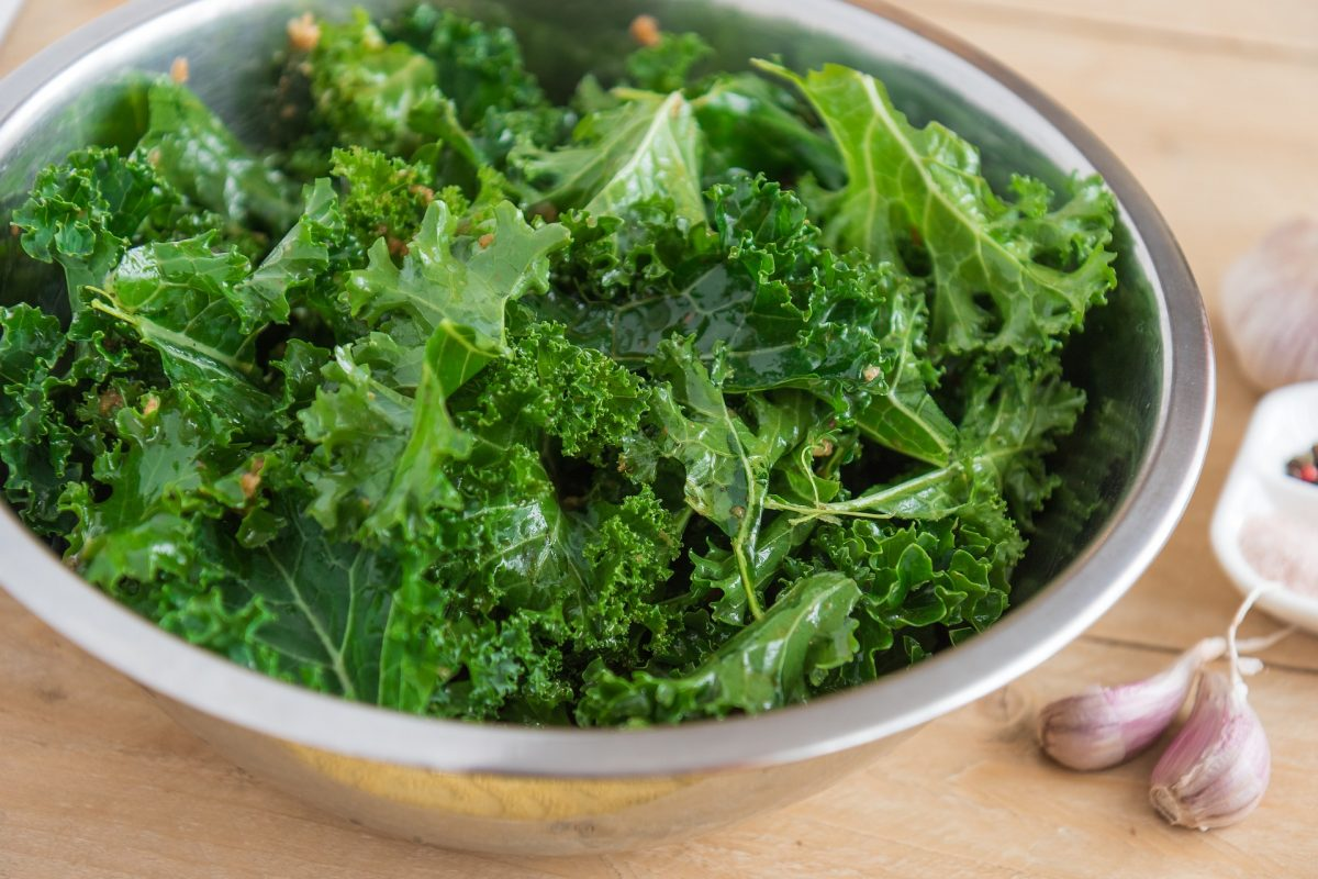 kale chips, healthy food