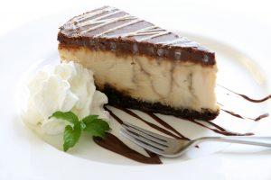 Mocha Toffee Crunch Cake - FoodBabbles.com