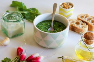 Tarragon Pesto Recipe