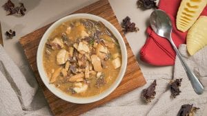 P.F. Chang's Hot and Sour Soup Recipe
