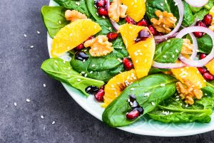 Pomegranate Citrus Salad Recipe