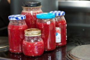 Rhubarb Conserve Recipe