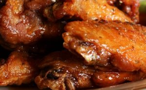 Southern-Style Chicken Wings