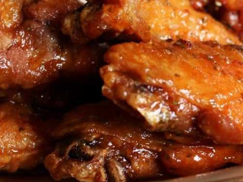 delicious southern chicken wings