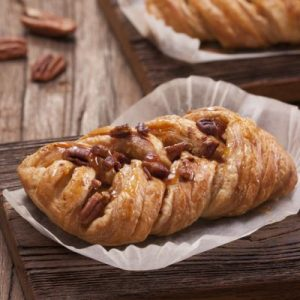 Sticky Sweet Maple Pecan Danish Pastry Recipe