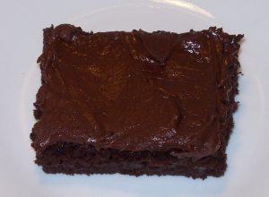 Tri-Level Brownie Recipe