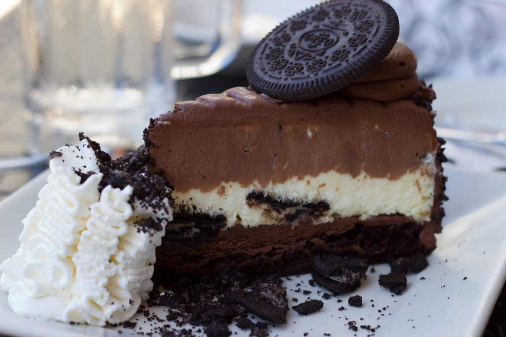 Copycat Cheesecake Factory's Chocolate Mousse Cheesecake Recipe