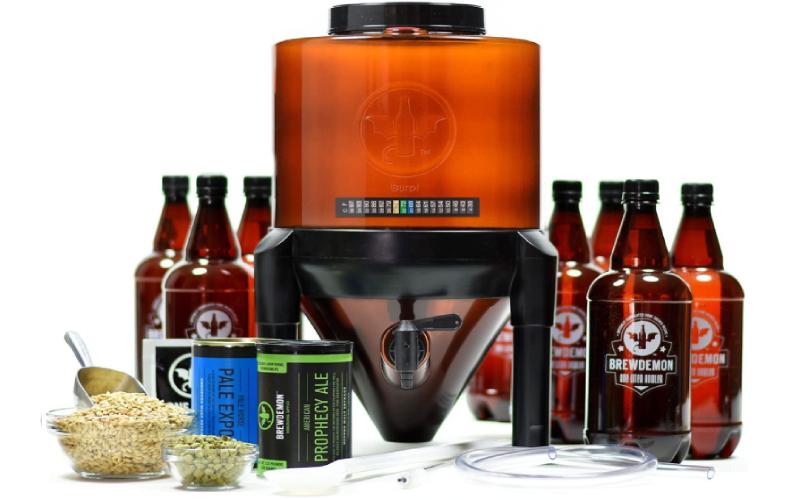 BrewDemon Craft Beer Brewing Kit Pro
