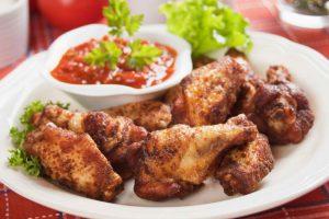 Brown Sugar Chicken Wings Recipe