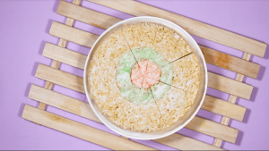 Candy Corn Rice Krispies Recipe