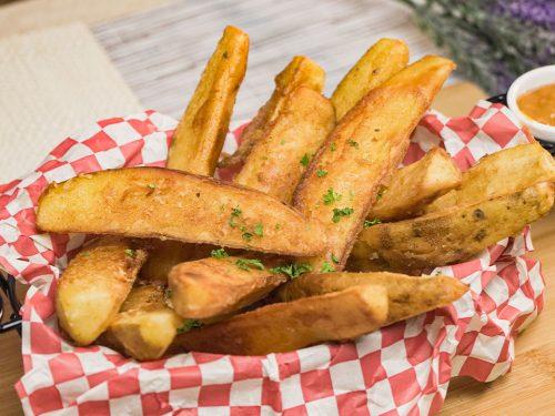 KFC Potato Wedges Recipe (Copycat)