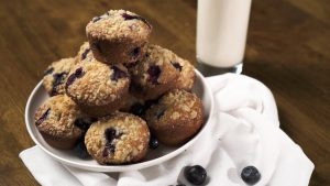 Copycat Panera Blueberry Muffins Recipe