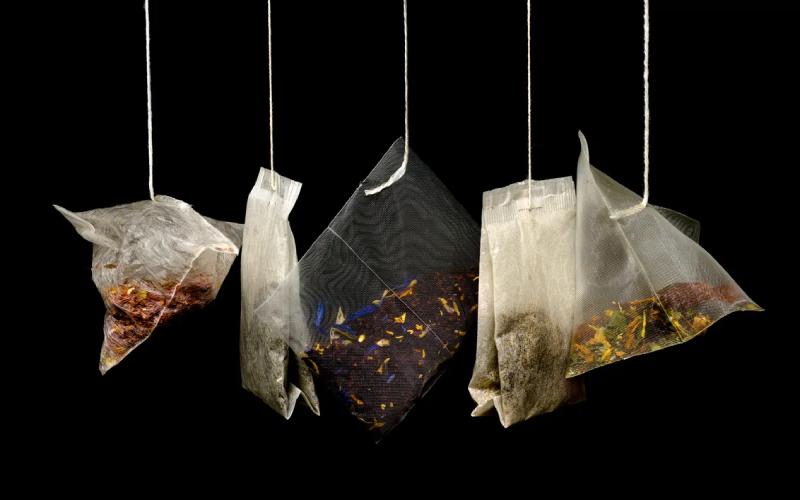 Creative Ways To Use Used Tea Bags