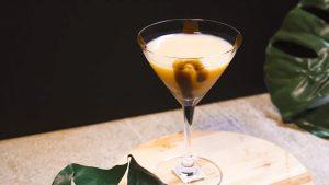 Dirty Orange Martini Recipe