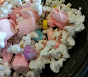 Easy Valentine Popcorn Recipe