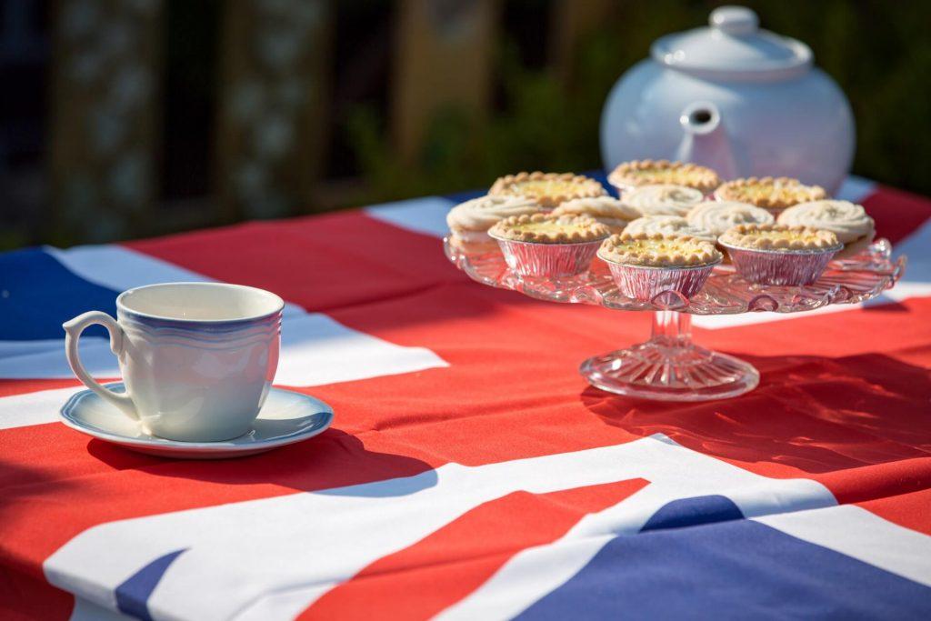 British English Tea History