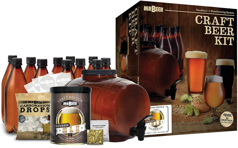 Mr Beer Craft Beer Kit