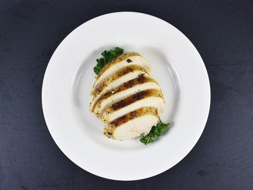 Sous Vide Chicken Breast Seared Slow Cooked
