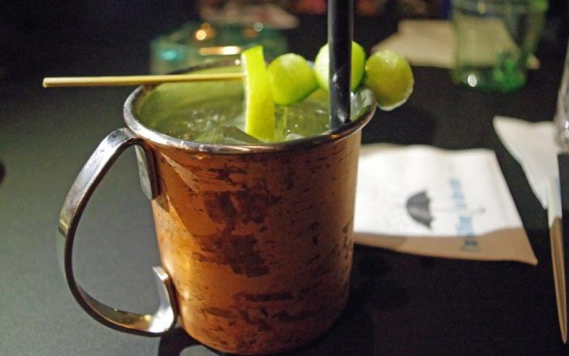Tequila Mule (aka Mexican Mule) Recipe
