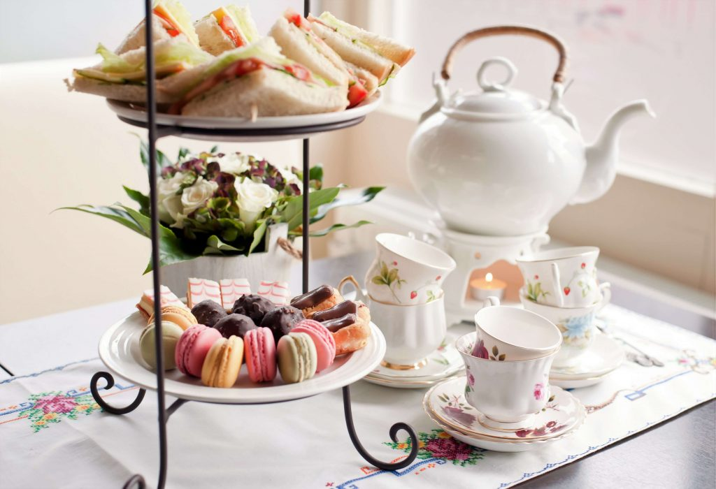 what is afternoon tea