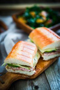 Aromatic Cuban-Inspired Sandwich Recipe