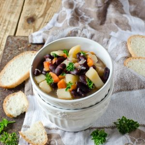 Black Bean Potato Stew Recipe