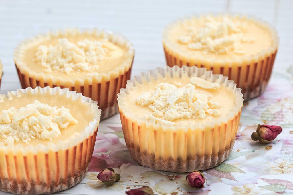 Cheesecake Bites Recipe