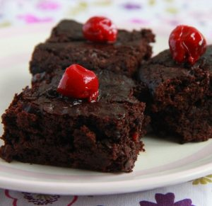 Cherry Brownies Recipe