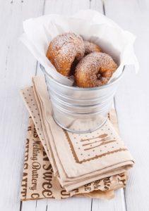 Cinnamon Sugar Donuts Recipe