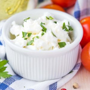 Cottage Cheese and Onion Dip Recipe