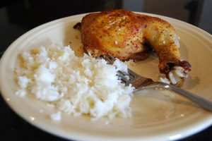 Easy Baked Chicken Legs With Paprika Rub Recipe