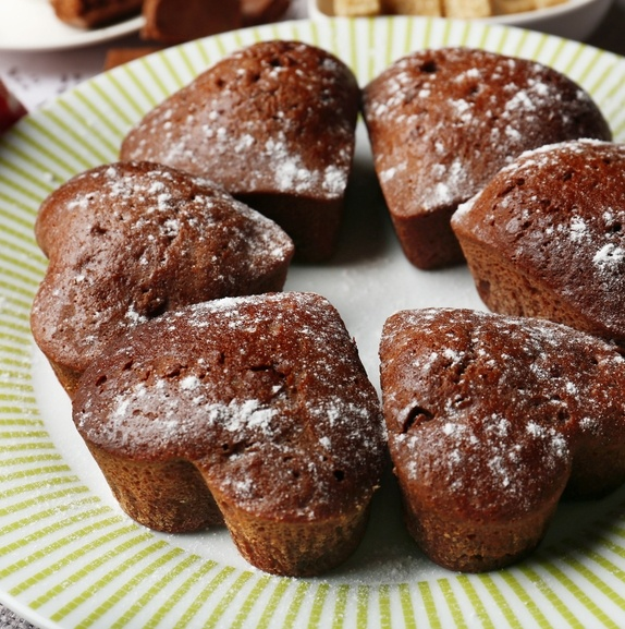 Easy Chocolate Muffins Recipe
