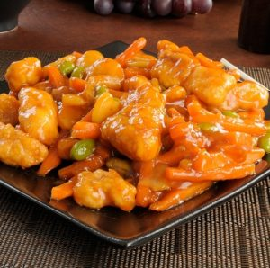 Homemade Sweet and Sour Chicken Recipe