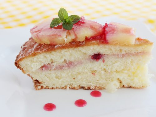 low fat and low sugar dessert