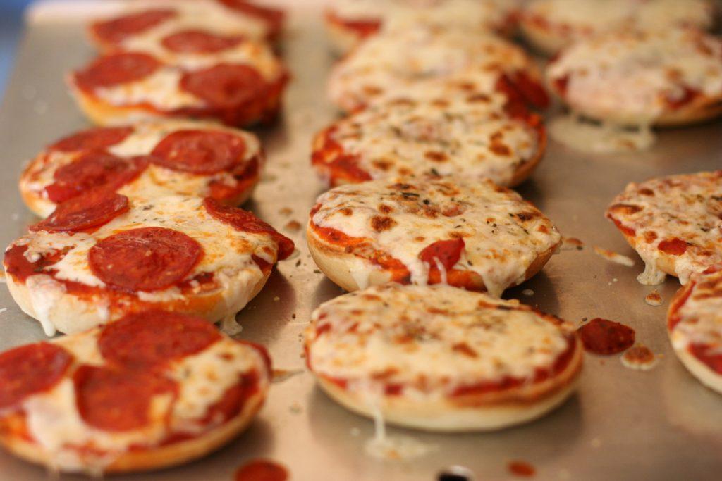 Oven Fresh Pizza Bites Recipe