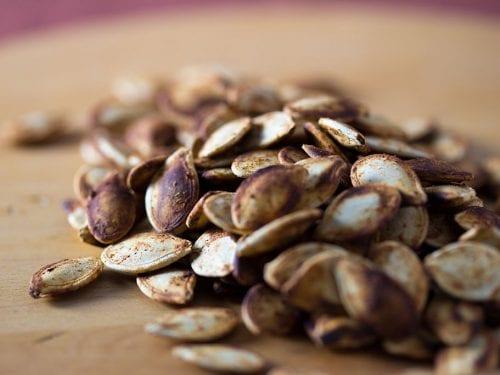 Roasted Pumpkin Seed Recipe, easy and simple roasted pumpkin seeds