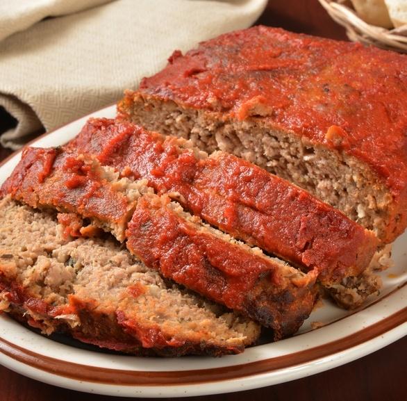 Simple Meatloaf Recipe