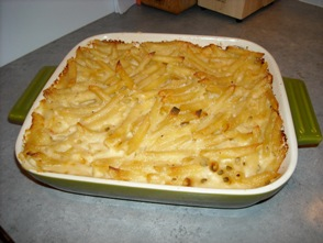 What's for dinner?: Homemade Macaroni and Cheese Recipe