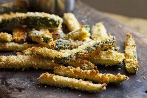 Healthy Zucchini Fries Recipe