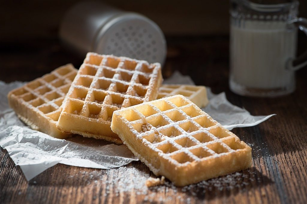 Crispy Vegan Waffles Recipe