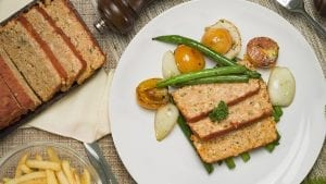Low Cholesterol Chicken Meatloaf Recipe
