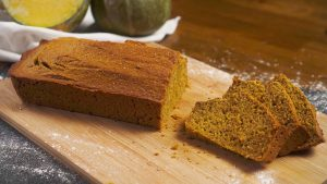 Whole Wheat Pumpkin Loaf Recipe