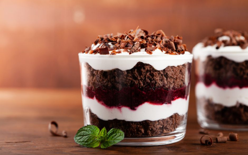 brownie trifle dessert recipes