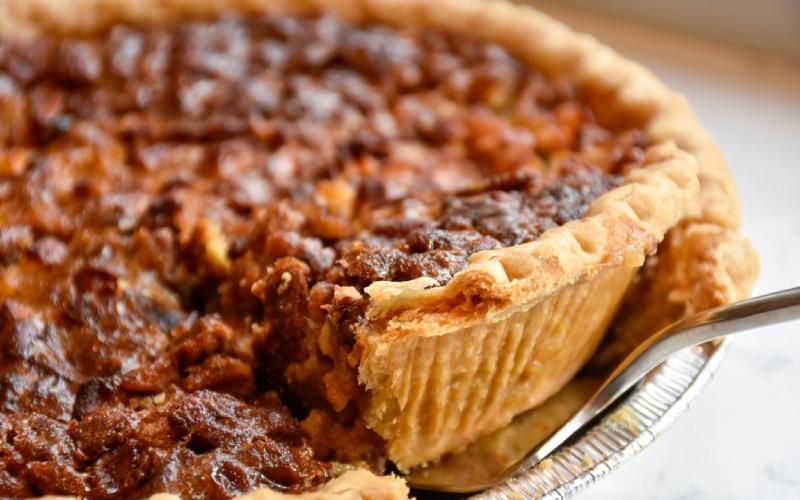 pecan pie dessert