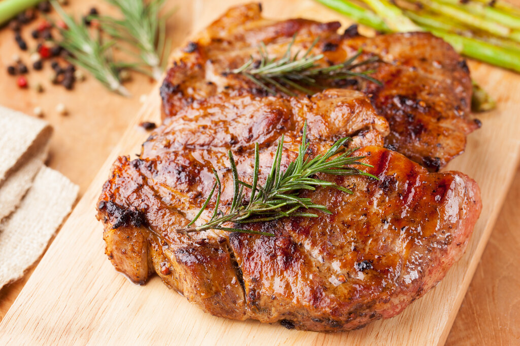Sous Vide Pork Chops Recipe, sous vide bone in pork chops