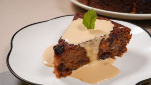Easy Christmas Pudding Recipe